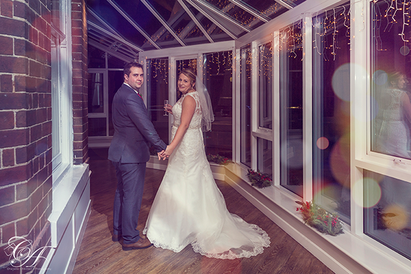 York Wedding Photographer at Burn Hall Hotel