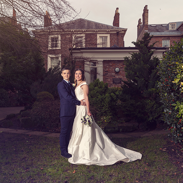 York Registry Office Wedding Photography