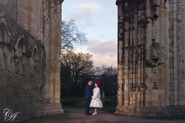 The Hospitium and Museum Gardens Wedding Photography
