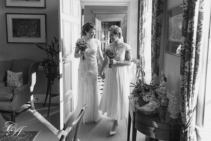 Middlethorpe Hall civil ceremony. York Wedding Photography