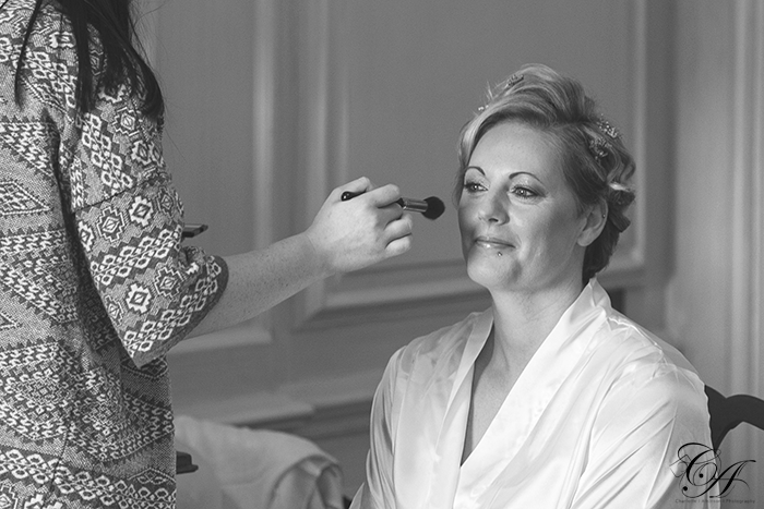 Bridal Prep at Middlethorpe Hall and Spa York Wedding Photography