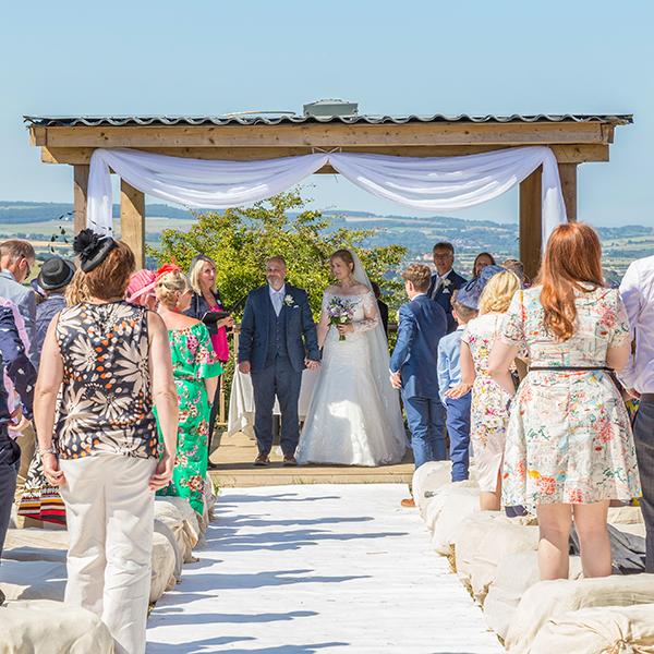 Stepney Hill Farm Scarborough Wedding Photography