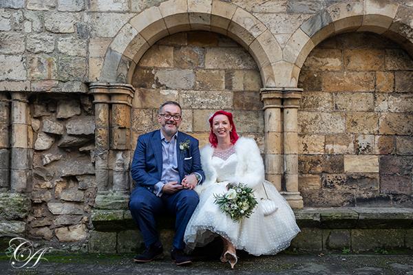 The York Museum Gardens Wedding Photography