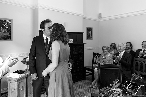 Small Weddings at York Registry Office