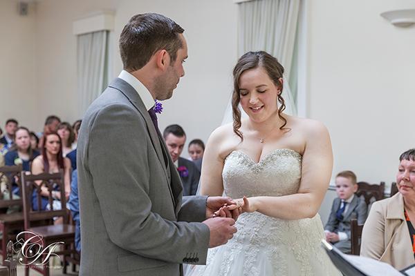York Registry Office Wedding Ceremony