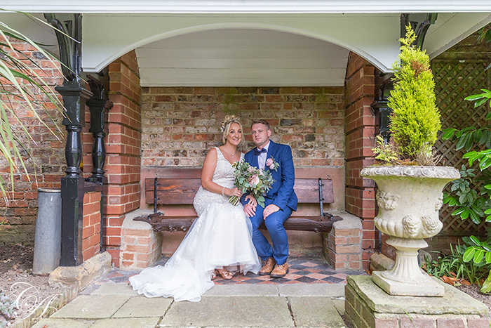 Burn Hall York Summer Wedding Photography